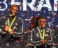 Des champions de judo!